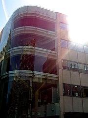 EMI's building in London