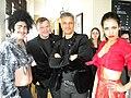 Emil Eikner, Sean-Magnus & Oksana Maria Lorczak 2011.jpg