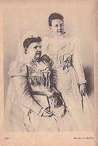 ... 女王ウィルヘルミナ(1897年