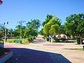 En el parque de Bacalar, Q. Roo. - panoramio.jpg