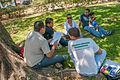 Encuentro Wikimedia Venezuela en Valencia 2013 10.jpg