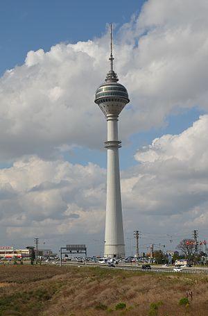Endem TV Tower - Endem TV Tower