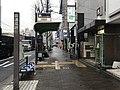 Entrance No.2 of Kire-Uriwari Station 2.jpg