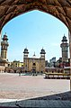 Entrance of the Wazir Khan Mosque.jpg