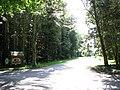 Entrance to Deer's Glade Camping and Caravan Park - geograph.org.uk - 521180.jpg