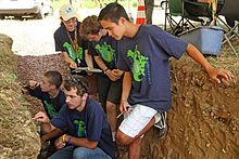 Envirothon wikipedia for Physical properties of soil wikipedia