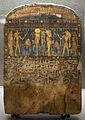 Epoca tarda, stele funeraria, 650-300 ac ca., forse da tebe.JPG