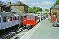 Epping station - 125th anniversary day - geograph.org.uk - 1615621.jpg