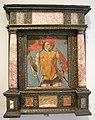 Ercole de' roberti (attr.), san michele arcangelo, 1480-85.JPG