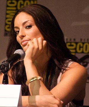 Erica Cerra - Cerra at the 2009 San Diego Comic-Con
