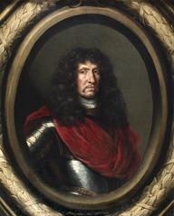 Erik Dahlberg, 1625-1703