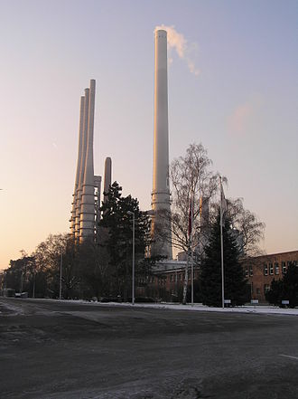 Elsenfeld - Industrie Center Obernburg