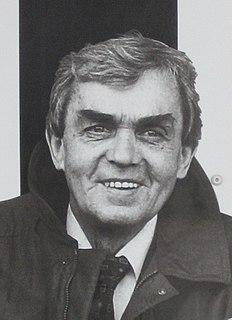 Ernst Happel Austrian footballer and manager