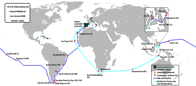 magellan expedition summarized First voyage around the world (1519-1522): an account of magellan's  expedition by antonio  overview product details about the author.
