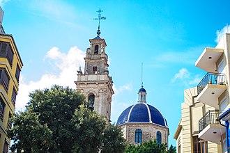 Sueca, Valencia - Image: Església de Sant Pere, Sueca 01