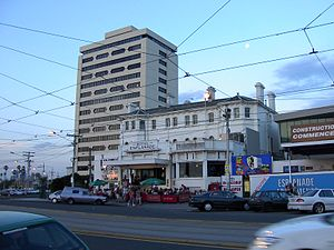 Music of Melbourne - The Esplanade Hotel, St Kilda, built in 1878, is Australia's longest continuously running live music venue, serving as host to jazz, disco, punk and other genres throughout the 20th century.