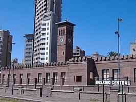 Rosario Central railway station