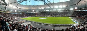 Estadio Ciudad de La Plata - Image: Estadio Ciudad de La Plata 20140510 2