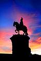 Estatua del rey Jose I en la Praça do Comércio.jpg