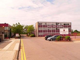 Teesville - Image: Eston Park School