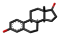 Estrone 3D skeletal.png