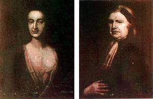 Stephen Delancey - Stephen Delancey and his wife, Anne van Cortlandt