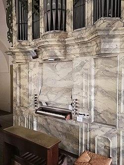 Euerbach, St. Michael, Orgel (4).jpg