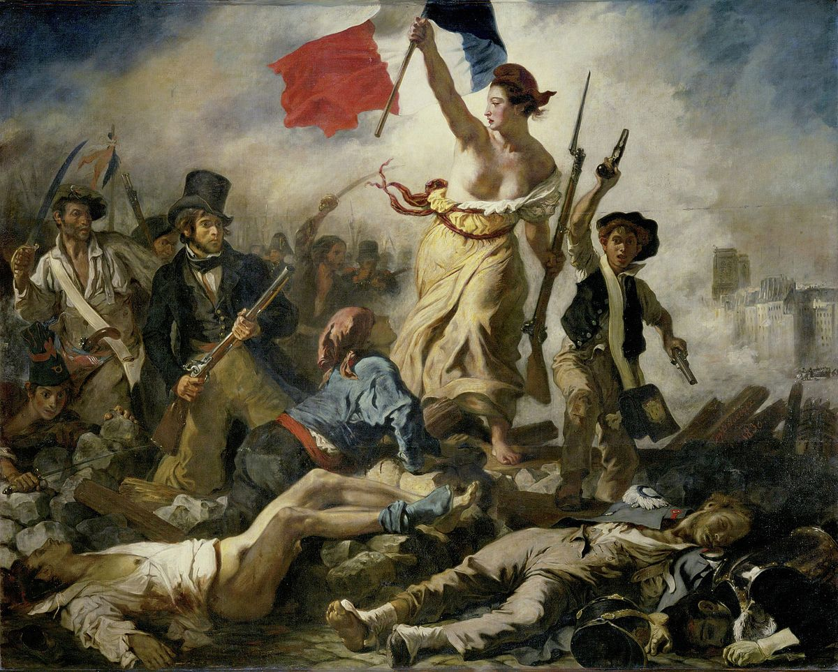 Image result for delacroix bastille day
