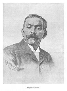 Eugen Jettel Austrian artist