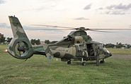 Eurocopter AS565 Panther Brazilian Army