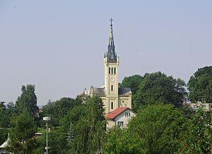 Suchdol nad Odrou - Church