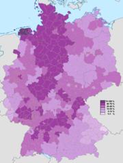 Evangelisch Zensus 2011