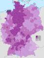 Протестанты в германии