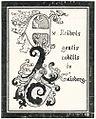 Ex Libris Friedrich von Gaisberg von Closs 2.jpg