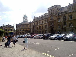 Exeter College as viewed on Broad Street.jpg