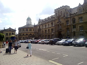 Exeter College cover