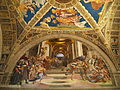 Expulsion of Heliodorus from the Temple by Raphael.JPG