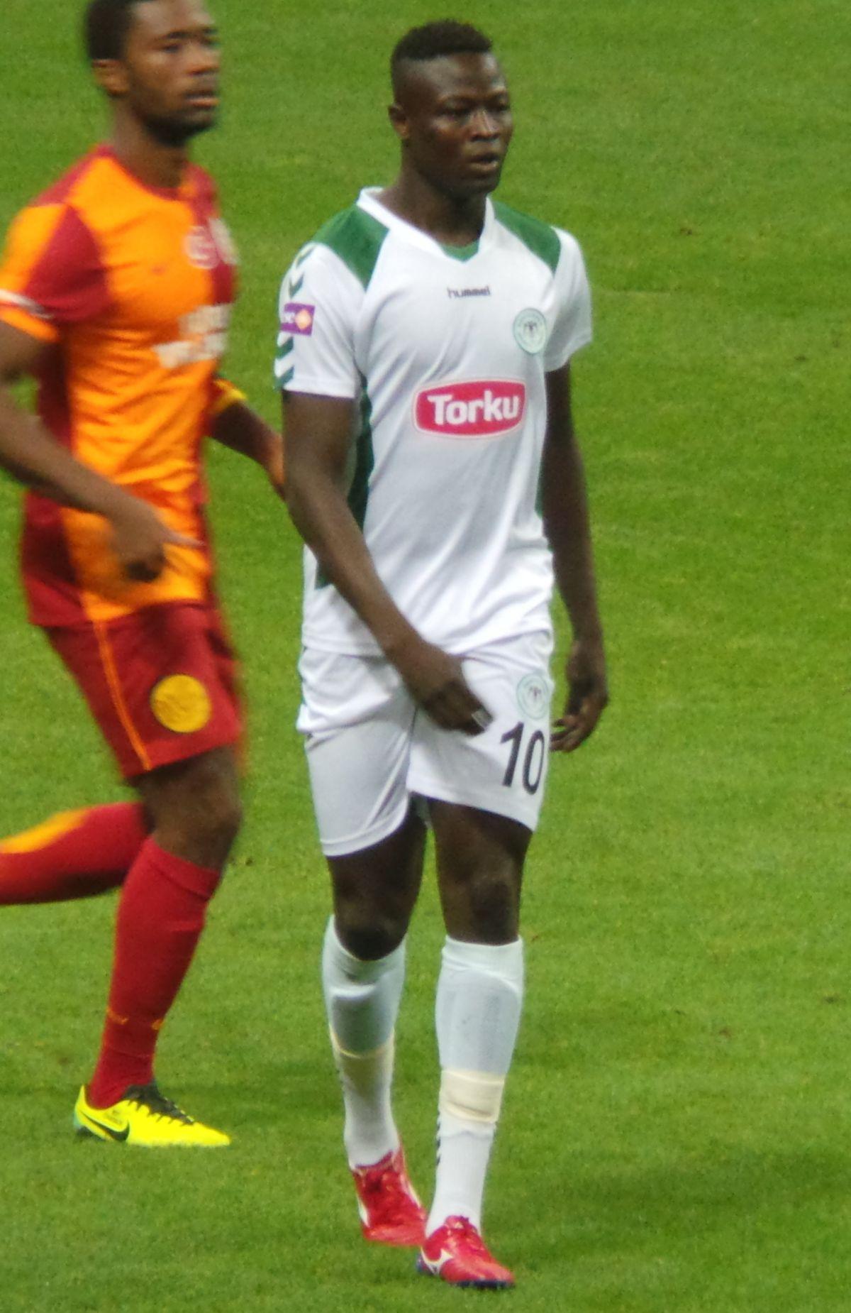 Ezechiel N'Douassel - Wikipedia