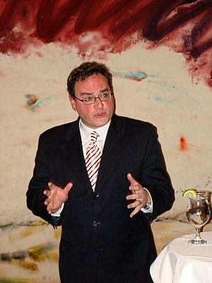 Ezra Levant - Ezra Levant in 2008