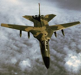 Image illustrative de l'article General Dynamics F-111 Aardvark