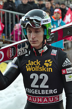 FIS Ski Jumping World Cup 2014 - Engelberg - 20141220 - Jurij Tepes 2.jpg
