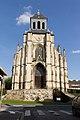 Façade de l'église Saint-Jacques (Lisieux, Calvados, France).jpg
