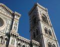 Façana in campanar de santa Maria dei Fiore, Florència.JPG