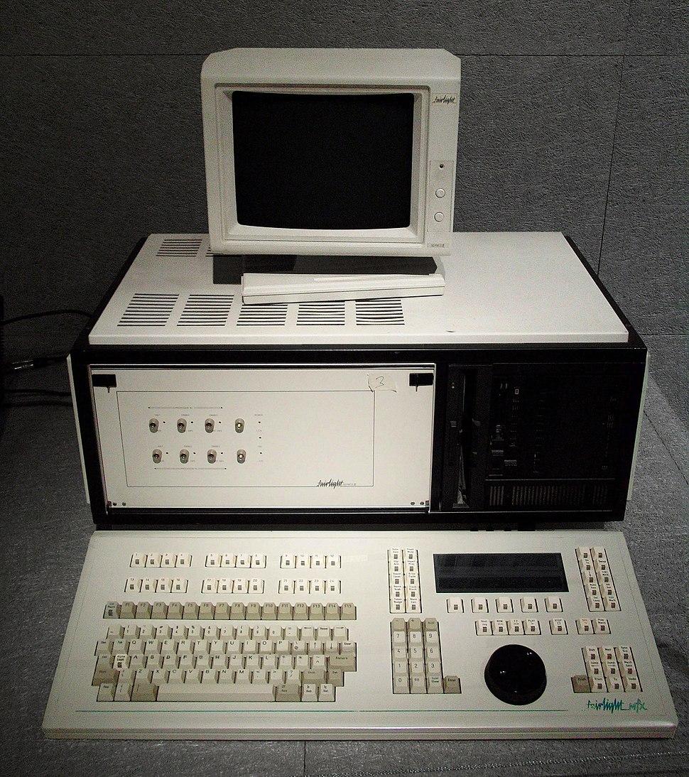 Fairlight CMI III (1985)