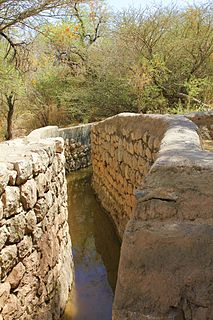 Aflaj Irrigation Systems of Oman Ancient water channels in Oman