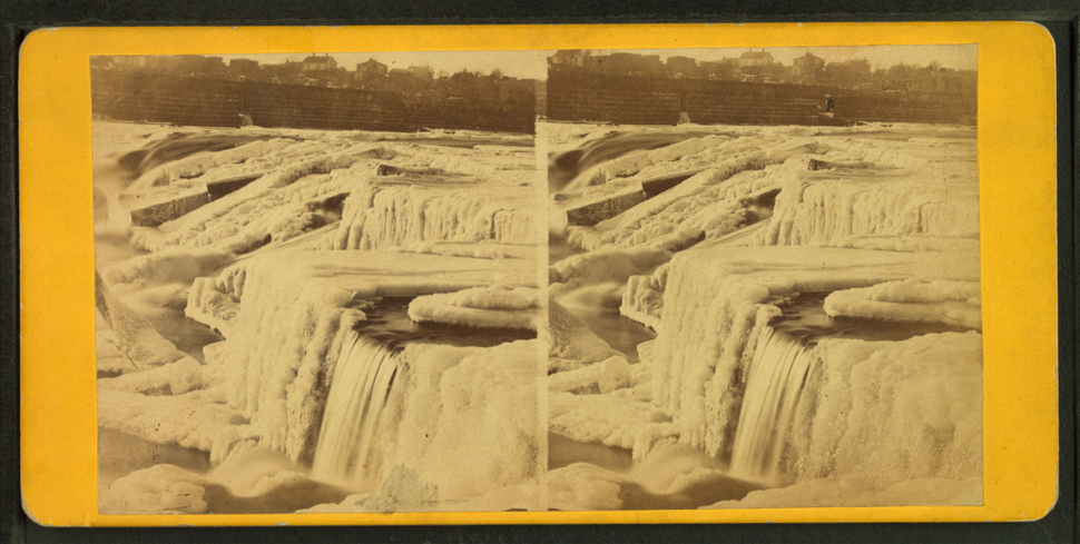 Falls of St. Anthony, by Upton, B. F. (Benjamin Franklin), 1818 or 1824-after 1901 2
