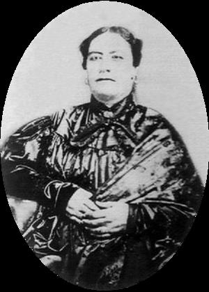 Fanny Kekelaokalani - Image: Fanny Young