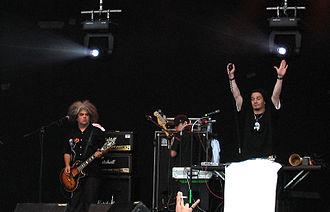 Fantômas (band) - Fantômas performing live