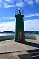 Far verd, port de Xàbia.JPG