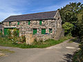 Farm buildings, Castle Lake. Isle of Man. - geograph.org.uk - 47619.jpg